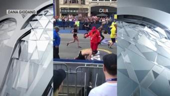 INCREDIBLE: Marine Veteran Crawls to Boston Marathon Finish Line