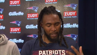 Brandon Bolden Discusses His Return to Patriots