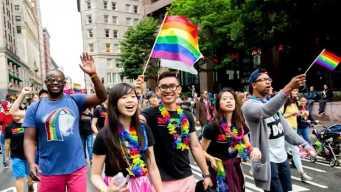 Boston Celebrates 50th Anniversary of Stonewall