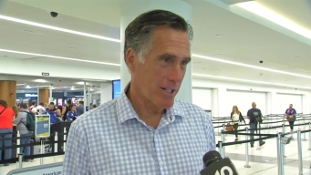 Romney: Trump 'Fell Far Short' With Tweets About Dem. Congresswomen