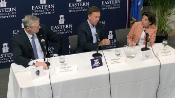 Conn., Mass., RI Governors Meet, Discuss Transportation and Energy