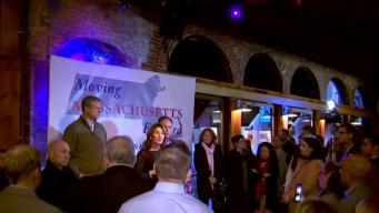 Baker and Polito Visit Businesses Impacted by Gas Explosions