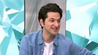 Ben Schwartz on 'Blue Iguana'