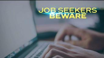 Looking for a Job? Beware of Online Recruiting Scams