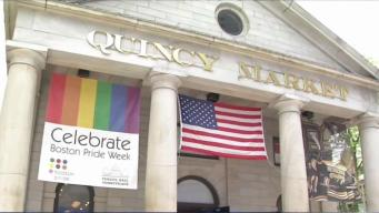 Boston Celebrates Annual Pride Day