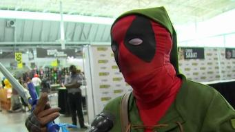 Thousands Expected as Boston Fan Expo 2018 Begins