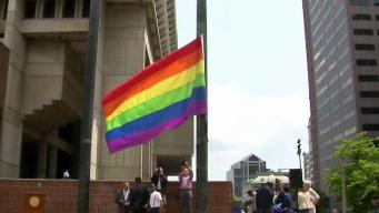 Faneuil Hall Kicks off Boston Pride Week