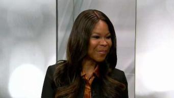Catching Up With Angela Robinson