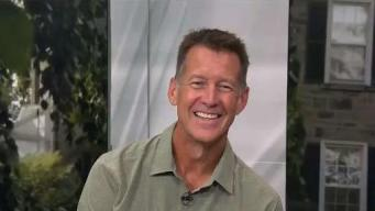 Catching Up with James Denton