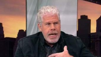 Catching Up with Ron Perlman