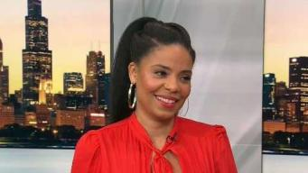 Catching Up with Sanaa Lathan