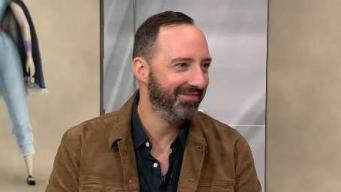 Catching Up with Tony Hale