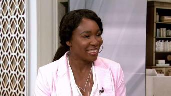 Catching Up with Venus Williams