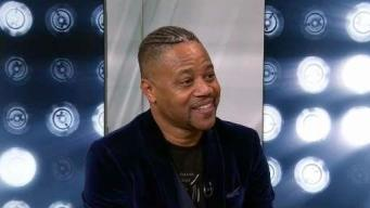 Catching up With Cuba Gooding Jr.