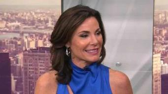 Catching up with Luann de Lesseps