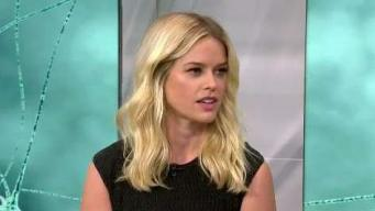 Chatting 'Replicas' with Alice Eve