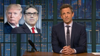 'Late Night': Rick Perry and the Department of Energy