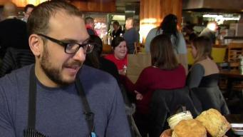 Chef Loses 200 Pounds While Working at Sweet Cheeks