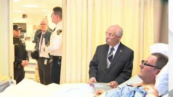 Suspect in Mass. Homicide Found Dead in Prison Hospital