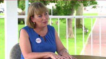 L'Italien Focused on 'Kitchen Table' Issues in MA-3 Race