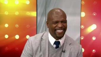 Crews Control: Catching up with Terry Crews