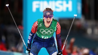 Perfect Strategy Behind USA's Historic Cross-Country Gold