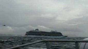 Could Your Cruise Be Heading for a Storm?