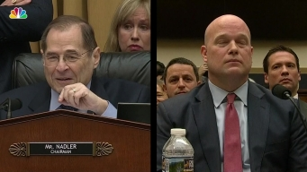 Acting AG Whitaker Says He Hasn't Talked to Trump About Mueller