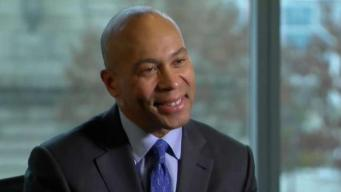 Ex-Mass. Gov. Patrick to Skip 2020 White House Race