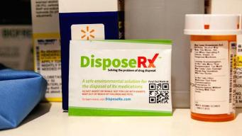 Walmart Offers Way to Turn Leftover Opioids Into Useless Gel