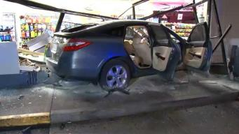 Driver in Brockton Gas Station Crash Facing Numerous Charges