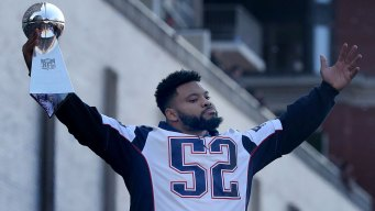 Texas Sheriff Apologizes to Patriots Player, Defends Deputy