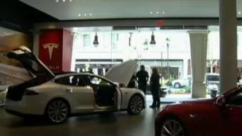 Electric Cars Becoming More Popular in U.S.