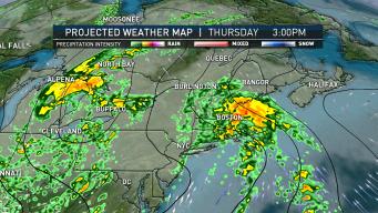 Heavy Rain Returns to Region