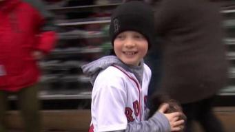 Fans Excited for Baseball at Fenway
