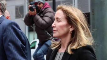 Felicity Huffman Sentencing Expected Friday