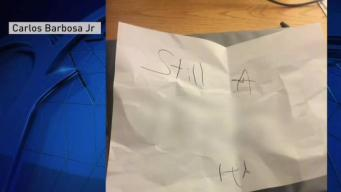 Framingham State Student Targeted by Hate