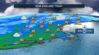 Cool, Unsettled Weekend Ahead With Rain and Snow Showers