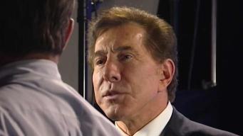 Steve Wynn's Ex-Wife Testifies at Suitability Hearing