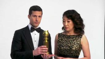 Gearing Up for the Golden Globes