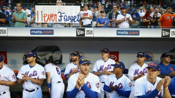 Mets Pay 9/11 Tribute: 9 Runs on 11 Hits in Emotional Win