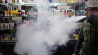 'A Direct, Toxic Chemical Injury': What Vaping Does to Lungs