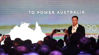 Tesla Builds World's Biggest Battery in Australian Outback