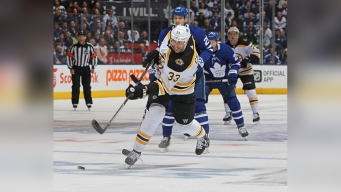 Bruins Lose 4-2 to Maple Leafs in Game 3
