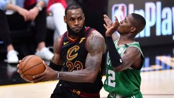 Boston Celtics Lose 111-102 to Cleveland Cavaliers Game 4