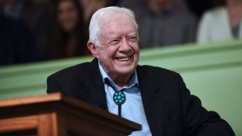 Jimmy Carter Out of Hospital After Treatment for Brain Bleed