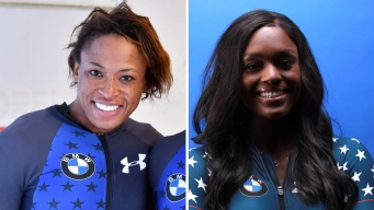 Gibbs, Evans Picked as US Olympic Women's Bobsled Pushers