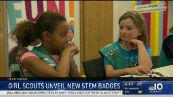 Girl Scouts Join Tech World to Close Pay Gap