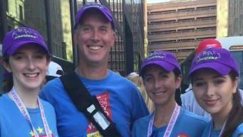 Going the Extra Mile: Boston Marathon Jimmy Fund Walk
