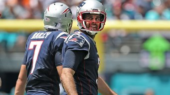 Gostkowski Had a Bad Day. What Should the Pats Do About It?